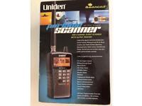 Uniden Bearcat Scanner