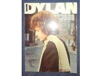 Bob Dylan Book & DVD Bundle/Lot