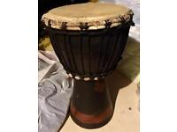 Drum for sale. Small Djembe