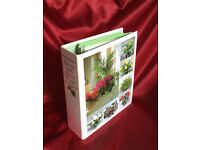 HOUSE PLANT INFORMATION CARDS