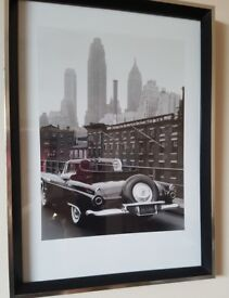 Marilyn Monroe black and white pictures in lovely frame