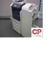Xerox Workcentre 75xx color copier