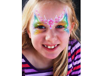 ❤ •.*:• The Painted Penguin Face Painting ❤ •.*:• Balloon Modelling Entertainment - Face Painter
