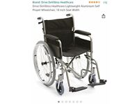 Drive DeVilbiss Health Care Wheelchair