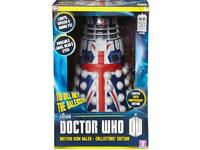 Doctor Who 12-inch 50th Anniversary Collector Edition Dalek - Brand New in Box