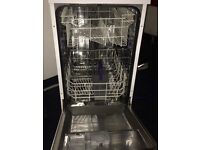 Beko slimline dishwasher