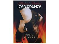 Lord of the Dance at Hyde Park in 1998 FEET OF FLAMES