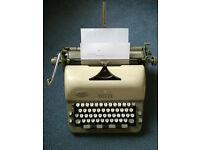 Adler Special Manual TYPEWRITER for sale! 1960's!