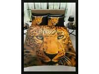 Leopard Duvet Set