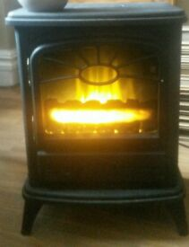 stove electric fire