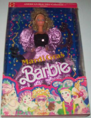 Madi Gras (1987 Madi Gras Barbie  MIB!!!)