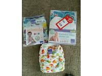 reusable nappy starter kit...un-used