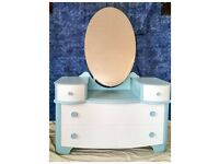 Vintage hand painted dressing tables for Nursury/Bedroom