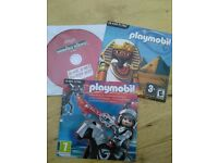 Playmobile and Horrible Science PC CD ROMs