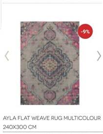 New rug 240x300cm