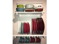 Kitchen Plate Rack - Excellent condition