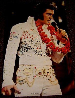 Vintage 1975~ELVIS PRESLEY~In Concert LAS VEGAS Poster