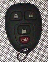 GM remote keyless entry key FOB (15883045)