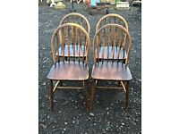 Ercol Spindleback Dining Chairs - Price per chair