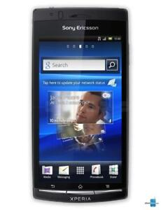 SONY ERICSSON XPERIA ARC LT15a DEBLOQUE / UNLOCKED FIDO ROGERS CHATR TELUS BELL KOODO VIRGIN ANDROID WIFI TOUCH HSPA 4G