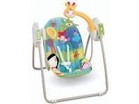 Fisher Price Discover and Grow Baby Swing Collection Only
