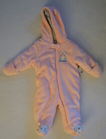 Baby Girl Pram Suit new with tags size 6-9 months