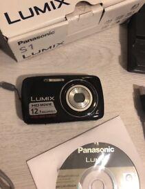 Panasonic S1 LUMIX camera