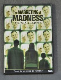 The Marketing of Madness DVD