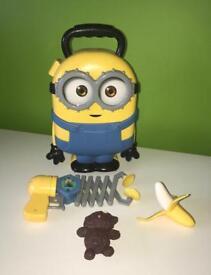Minion's Bob carry case + accessories