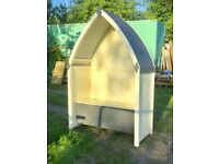 Winchester Garden Arbour. New. Ready Built. PICK UP TODAY.