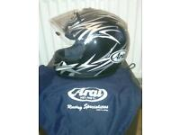 ARAI / CONDOR MOTORCYCLE HELMET *RRP £350.00