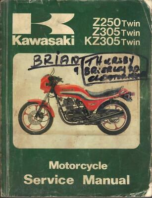 KAWASAKI GPZ305 THROTTLE PULL CABLE z305 GPZ 305