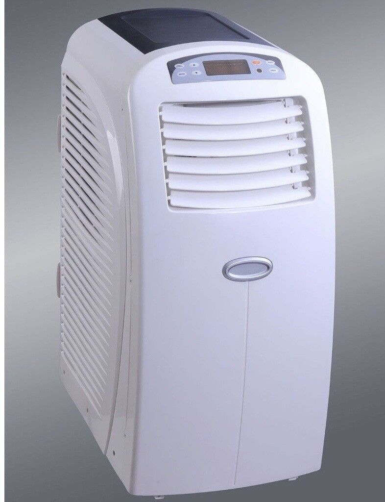 Portable Air Conditioner And Heater   16000 BTU. Energy Efficiency Rating A