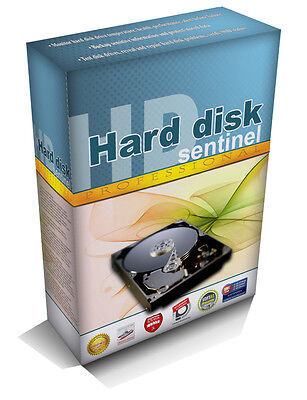 Hard Disk Sentinel Professional Edition Software. Maintain Your Hard Drive