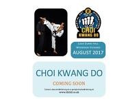 Choi Kwang Do Martial Arts