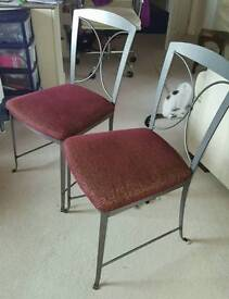 x5 Dining Room Chairs Seats