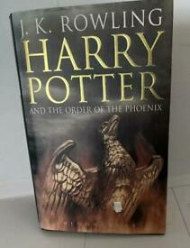 **FIRST EDITION** HARRY POTTER AND THE ORDER OF THE PHOENIX J.K ROWLING HARDBACK
