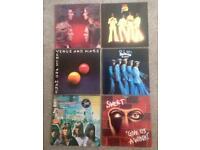 Job Lot of 70's Original Vinyl Records - All Very good condition