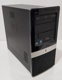 HP Pro 3135 MT - Athlon II X2 250 3 GHz - 4 GB - 320 GB - Win 7 Pro