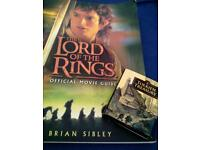 The Lord of the Rings Official Movie Guide & A Tolkien Treasury £2