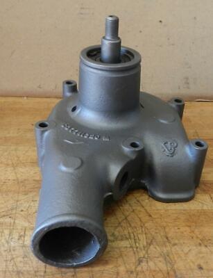 1969-76 Massey Ferguson 1960-70 Perkins 6-354 I6 Rebuilt Water Pump 37711320 12