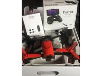 Parrot bebop drone with new fly pad