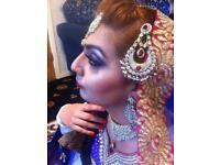 Hair & makeup ,Facial and wax