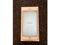 Applie iPhone 6s plus, rose gold, 64gb excellent condition, unlocked