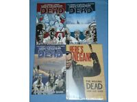 4 'The Walking Dead' Graphic Novels