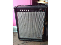 Marlin 50 Watt Bass Amp. Old but fully functional. Very low asking price. £30