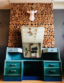 Vintage Dressing Table in Ombré by G-Plan