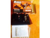HPI Baja buggy 1/32 boxed batteries etc RC project