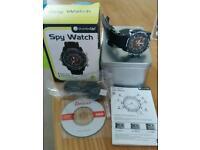 Thumbs up spy watch