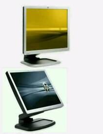 "19"" LCD Monitor by Hewlett Packard"